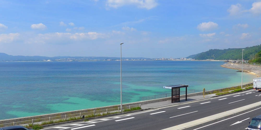 Nago Bay Okinawa
