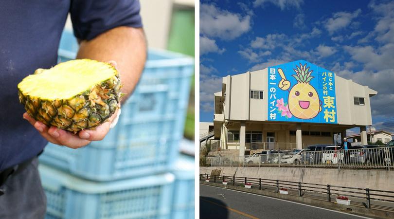 Higashi Village Okinawa Japan