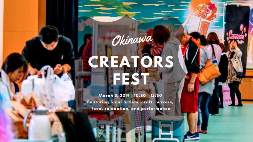 Okinawa Creators Fest by Oki Social