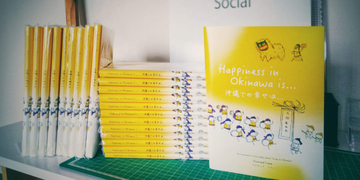 Happiness In Okinawa Book Bulk Order