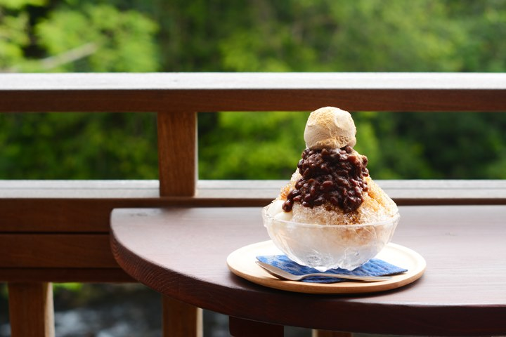 Okinawa Shaved Ice Zenzai