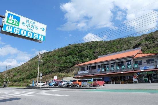 Ogimi Resting Area Okinawa
